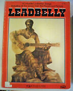 Leadbelly 43 Huddie Ledbetter Songs - Sheet Music For Piano And Guitar