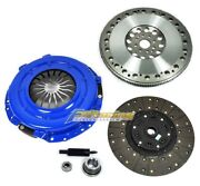 Fx Stage 2 Clutch Kit Andflywheel For 96-04 Mustang 4.6l 11 Tremec T56 Trans Swap
