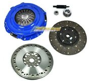 Fx Stage 1 Clutch Kit Andflywheel For 96-04 Mustang 4.6l 11 Tremec T56 Trans Swap