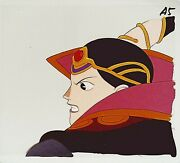 The Adventures Of Peter Pan Anime Production Cel