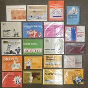 Hyperion Library Classic American Comic Strips 1977 Near Complete Set 20 Books