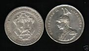 German East Africa 1 Rupee 1890 1893 1897 Silver Gea Lion Wilhelm Germany 1 Coin
