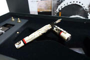 Delta Fountain Pen Indigenous People Collection Papuasi World Limited 975