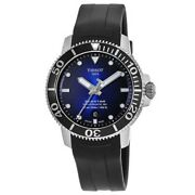 New Tissot Seastar 1000 Automatic Blue Dial Menand039s Watch T120.407.17.041.00
