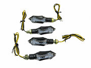 Led Sequential Wave 4x Indicators For Suzuki An 400 Za Burgman Abs 2009 - 2014
