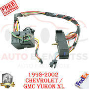 Ignition Switch For 1998 -2001 Chevy Gmc C/k Pickup Truck / Escalade