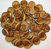 Soda Pop Bottle Caps Lot Of 100 Rummy Cork Lined Early One Unused New Old Stock
