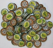 Soda Pop Bottle Caps Lot Of 100 Teem By Pepsi Cola Cork Lined New Old Stock