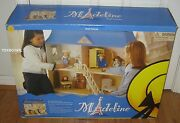 Learning Curve Madeline 8 Doll Old House In Paris Staircase New In Box Sealed