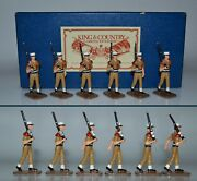 King And Country Glossy French Foreign Legion Marching Aa-11297/s1 1988