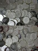 1 Roll Fourty 90 Silver Proof State/atb Quarters Bullion Junk Coins Mixed Dates