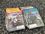 Frb-709 - Lot Of 31 - 1992 To 1994 American Motorcyclist Motorcycle Magazines