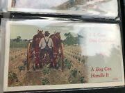 Misc-4161 Early 1900s/late 1800s J I Case Farm Implement Flyer Disc Cultivator