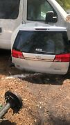 2005 Toyota Sienna Rear Trunk Lid Hatch Tailgate Liftgate White Oem+
