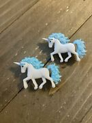 Enchanted Unicorn Love Post Earrings 3 Poses To Choose From