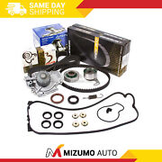 Timing Belt Kit Water Pump Valve Cover Fit Gasket 98 Honda Accord Dx F23a5