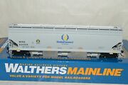 Ho Walthers Grains Connect Canada 60and039 Nsc Grain Covered Hopper Car Train 856524