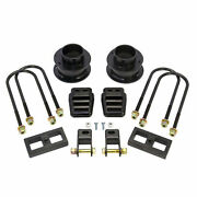 Readylift 69-1931 Sst 3 Front/1 Rear Coil Spacers Lift Kit For Dodge Ram 3500
