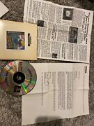 Ps1 Game Monster Rancher 1 Trade Demo. Super Rare Item Collectible. Tested.