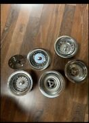 Lot Of 5 Sink Strainers Bathroom Kitchen Utility Laundry Contractor