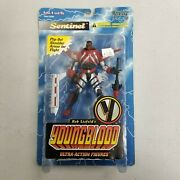 Mcfarlane Toys Youngblood Sentinel Ultra Action Figure Rob Liefeld 1995 - New