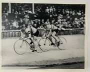 Walter Wally Summers Champion Racing Cyclist Personal Photo Albums 2 Bycycle