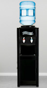 Kuppet 5 Gallon Top Loading Electric Hot &cold Water Cooler Dispenser Black New