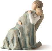 Willow Tree The Quilt Sculpted Hand-painted Figure