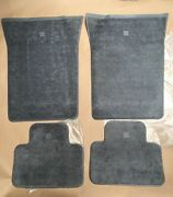 Gray Nos Gm 84 85 86 87 88 89 90 93 Buick Olds Cadillac Floor Mats Front Rear