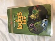 A Bug's Life Gold Classic Collection Rare Vhs Tape