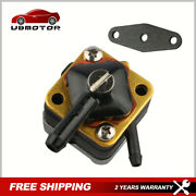 Fuel Pump For Johnson/evinrude Outboard 6hp 8hp 9.9hp 15 Hp 397839 397274 391638