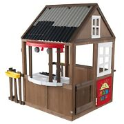 Outdoor Backyard Playhouse / Clubhouse Mini Kitchen- New- Free Shipping