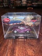 Disney Store Pixar Cars 2 Holley Shiftwell Replica Diecast 143 Collector Case