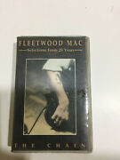Fleetwood Mac Selection 25yrs The Chain 1993 Rare Clamshell Cassette Tape India