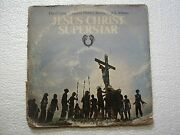 Jesus Christ Superstar 2 Dis Jesus Christ Superstar Lp Record Japan Vg