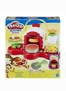 Kitchen Creations - Stamp N Top Pizza Kitchen - Play-doh Free Shipping