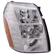 Headlight Hid Passenger Right Assembly Fits 07-2009 Cadillac Escalade Ext/esv/hy