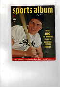 Vintage Sports Album March-may 1950 Ralph Kiner Pirates Rocky Graziano Ms1903