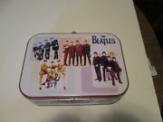 Beatles Lunch Box 10 In By 7 In Mint Condition Bonus Yellow Submarine Box