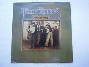 The Temptations House Party Rare Lp Record Vinyl 1975 India Indian Ex