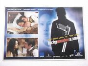 Lucky Number Slevin 2006 6pc English Orig Rare Lobby Card India Ltd Qty 18x12