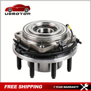 Front Wheel Hub Bearing For 2005-2010 Ford F250 F350 Super Duty Srw 4wd W/ Abs