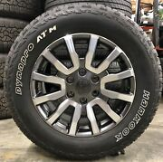 4 New Takeoff Ford Ranger 18 Factory Oem Wheels Rims Hankook Dynapro Atm Tires