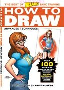 The Best Of Wizard Magazine Basic Training Advanced Techniques Comic Art Book 1