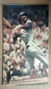 1968 Sports Illustrated Billy Williams Chicago Cubs Poster Minty