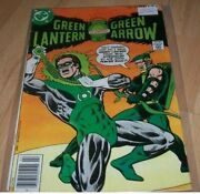 Green Lantern 1960-1988 1st Series Dc 101...published February 1978 By Dc