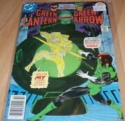 Green Lantern 1960-1988 1st Series Dc 97...published October 1977 By Dc
