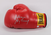 Gerry Cooney Signed Autographed Boxing Glove Rare Amco Authenticated 8984
