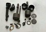 Model A Ford Oil Pump And Parts Set 1928 1929 1930