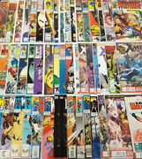 Large 50 Issue Wolverine Comic Book Lot X-men And More Marvel Comics Bbx39